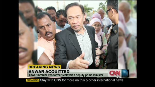 Malaysian opposition leader acquitted