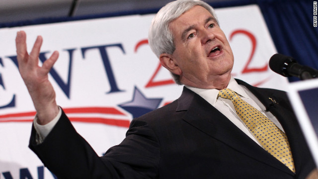 Newt Gingrich's ties to Washington have some insiders concerned about his prospects in New Hampshire.