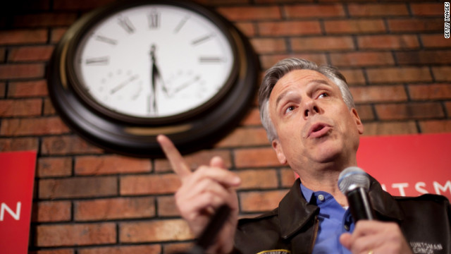 New Hampshire's primary may be Jon Huntsman's last stand unless he does well, insiders say.