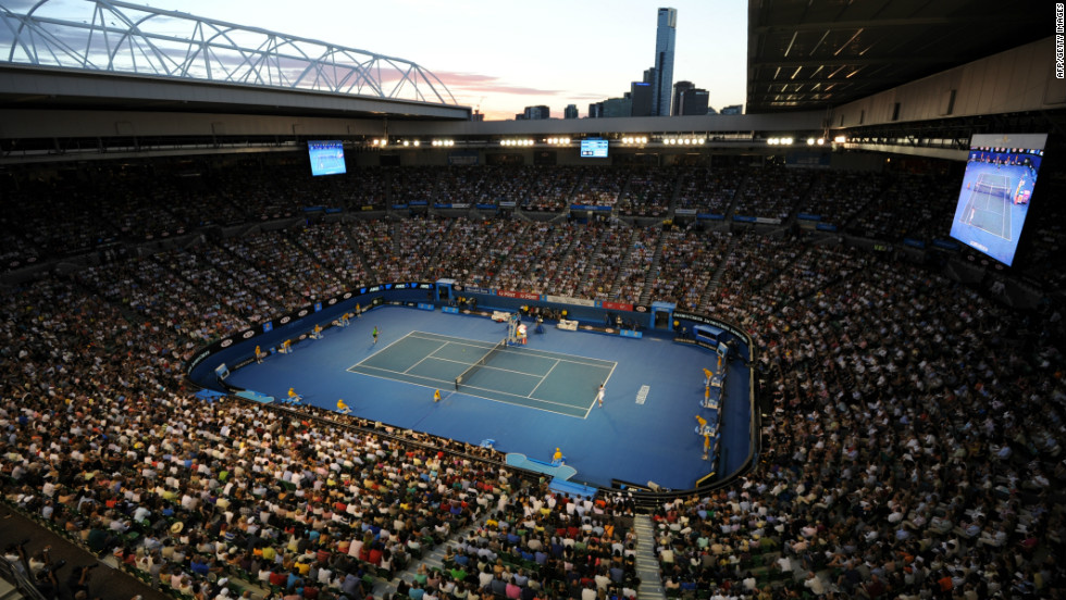 Soaring crowds meant the tournament needed a bigger home, which resulted in the construction of Melbourne Park. The Australian Open consistently has the highest attendances of all four majors, with the 2010 event achieving a record single-day crowd of 77,043 and an overall figure of 653,860.