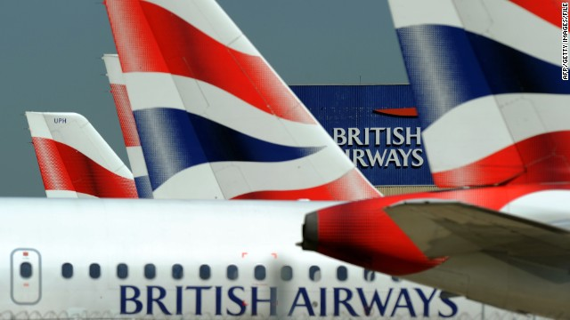 A British Airways flight made an emergency landing when the pilots felt lightheaded and put on their oxygen masks.