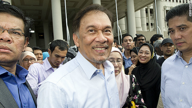 Malaysian reformer Anwar Ibrahim has targeted corruption and governance in his campaigns