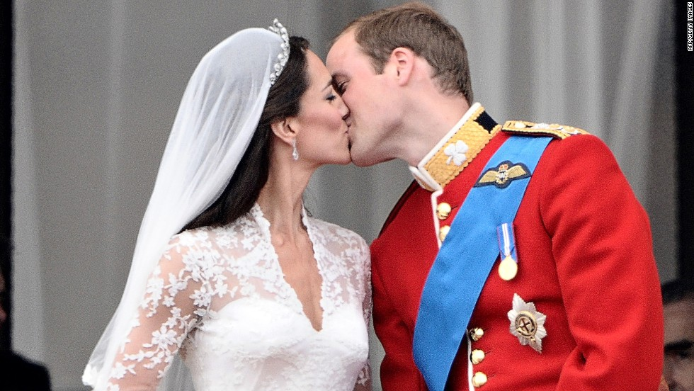 On April 29, 2011, thousands of people crowded into the streets of London, and millions more watched around the world, as the couple were married at Westminster Abbey.