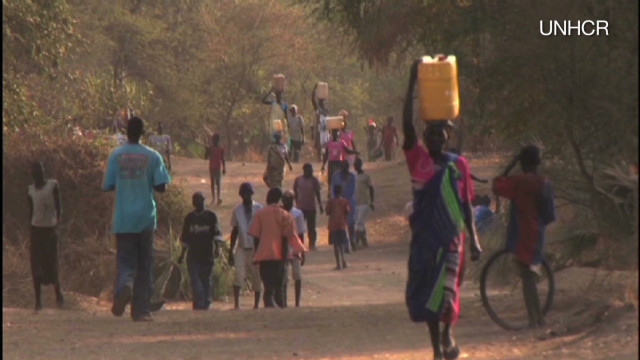 Ongoing violence in South Sudan