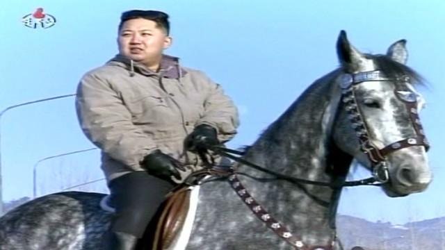 North Korea image makers hard at work