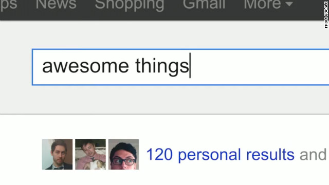 Google on Tuesday updated its search engine to include personal info from Google+.
