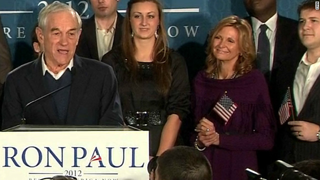 Paul: We're nibbling at Romney's heels