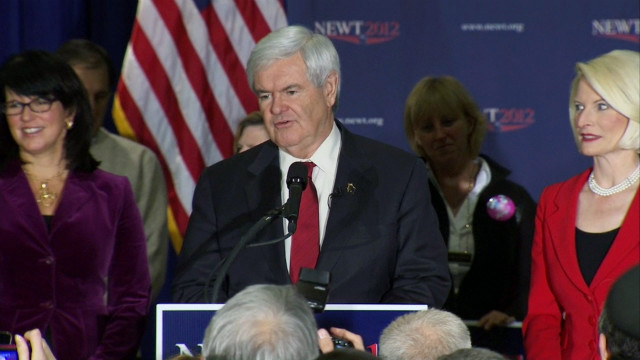 Gingrich: We're changing Washington