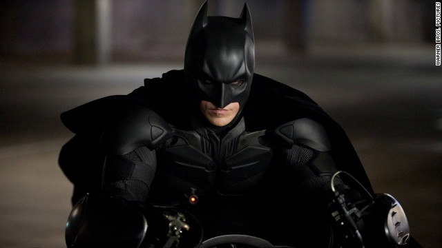 "A still from the upcoming ""The Dark Knight Rises."""