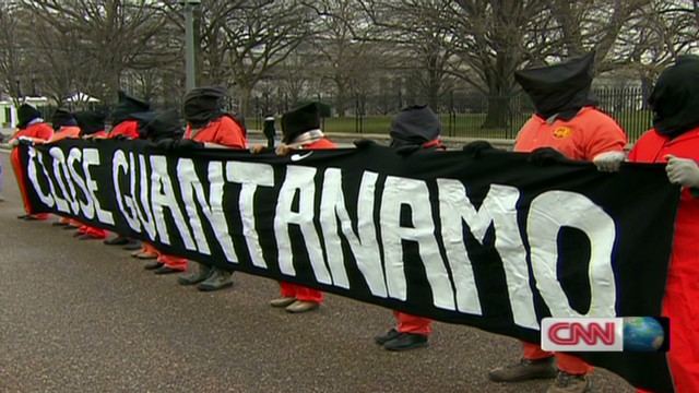 Guantanamo Bay's past and future
