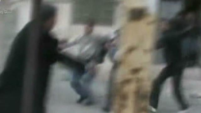 Journalist killed in Syria mortar strike