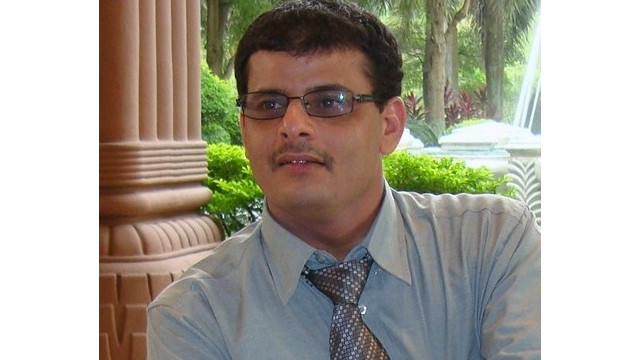 Murad Alazzany, assistant professor of English at Sana'a University, Yemen