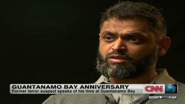 Former detainee recalls time at Gitmo