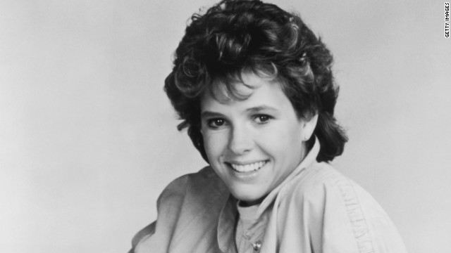 """Kristy McNichol, shown here in 1980, said she is """"overwhelmed with the love and support of my family."""""""