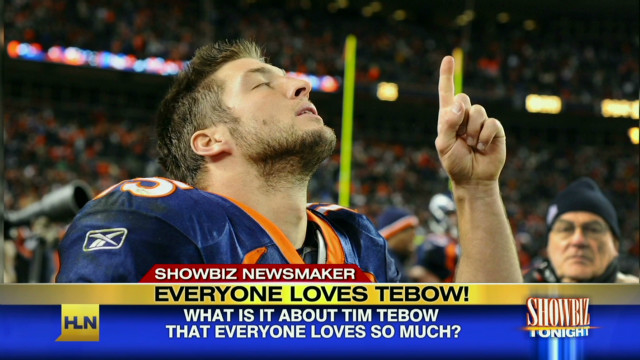Just how popular is Tim Tebow?