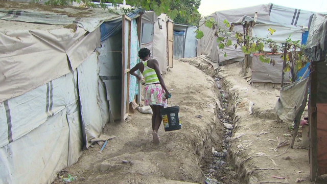 Haiti struggling two years after quake