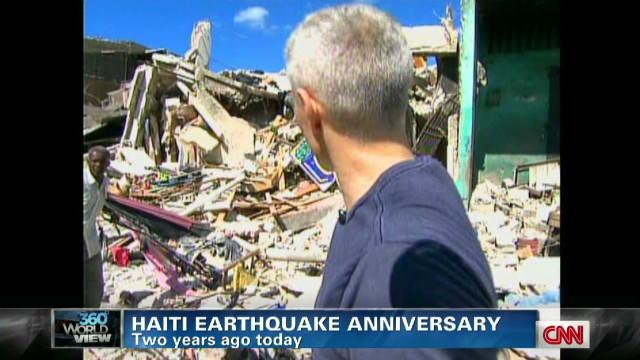 Looking back at the Haiti quake