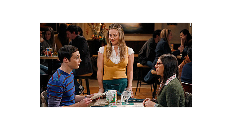 """The Big Bang Theory,"" created by Chuck Lorre and Bill Prady, is airing its sixth season on CBS. The show's Thursday, December 13, episode garnered<a href=""http://tvbythenumbers.zap2it.com/2012/12/14/tv-ratings-thursday-big-bang-theory-two-and-a-half-men-person-of-interest-greys-anatomy-scandal-the-x-factor-down/161799/"" target=""_blank""> more than 16 million viewers,</a> making it the most-watched program that night."