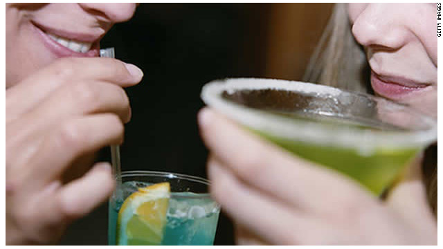 Are 40% of college students alcoholics?