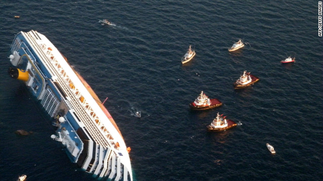 Disaster At Sea Luxury Cruise Turns Into Nightmare  CNN