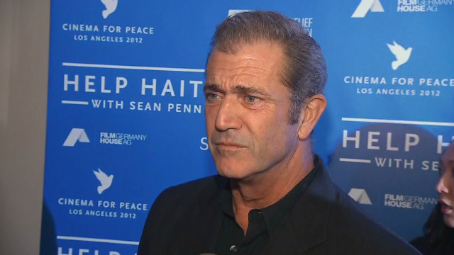 Mel Gibson's mission