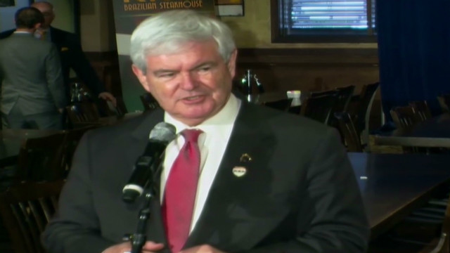 Gingrich: Don't be the 'stupid party'