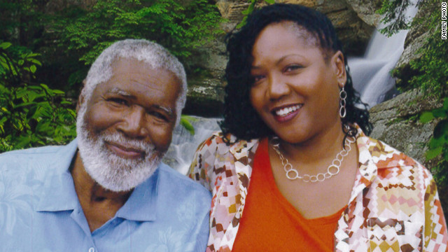 Felicia Hudson is learning to live with her father, Alvin, after taking him out of a nursing home in 2008.
