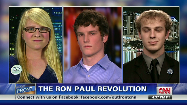 Students explain the Ron Paul phenomenon