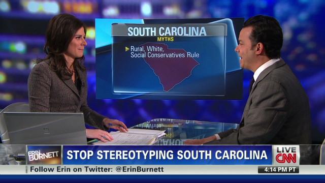 Avlon: Stop stereotyping South Carolina