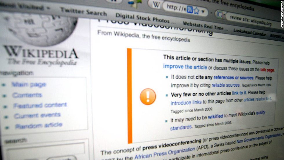 Oxford University researchers took a look at Wikipedia's most controversial pages, studying which ones saw the most instances where an editor changed something, then someone changed it back to its previous form. Here are their top 10.