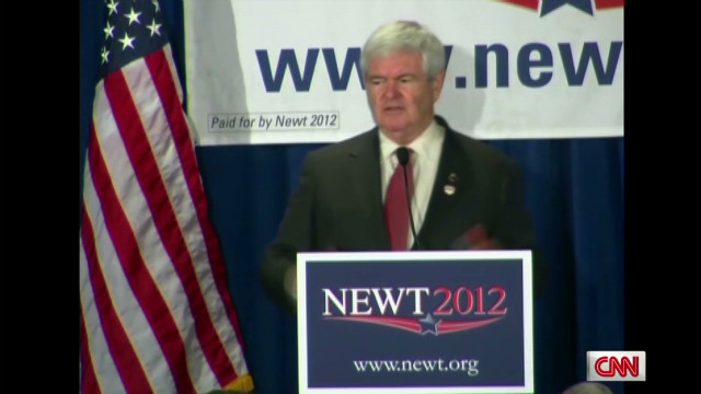 Fraud in Gingrich super PAC ad?