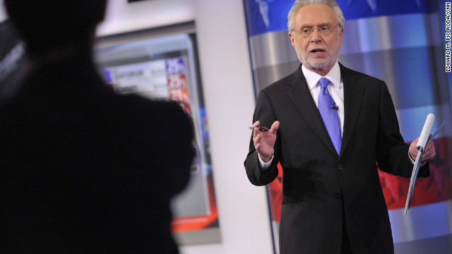 Would Wolf Blitzer do 'Harlem Shake'?