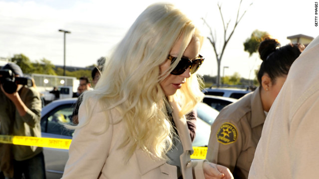 Judge: Lohan 'all on schedule'