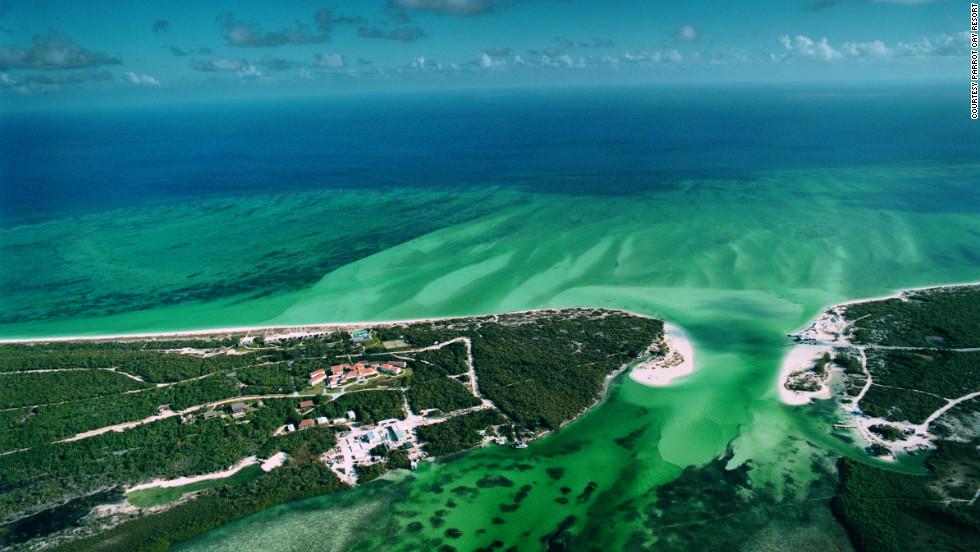 Ben Affleck and Jennifer Garner married at this Caribbean resort in 2005.