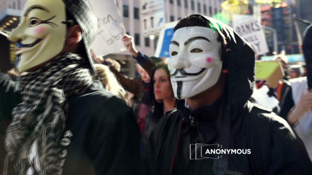 A look at hackers and the Occupy movement