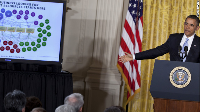 Last week, President Barack Obama plans to merge agencies involving business and trade.