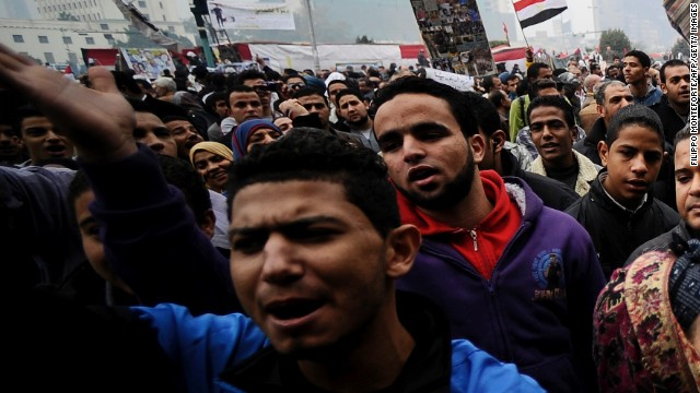 Arab youths in a post-Arab Spring
