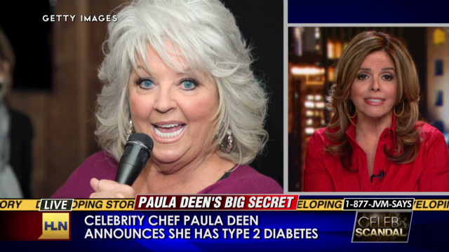 Paula Deen announces she has diabetes
