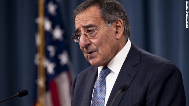"""The United States military has a zero-tolerance policy for sexual assault,"" Defense Secretary Leon Panetta said Wednesday."