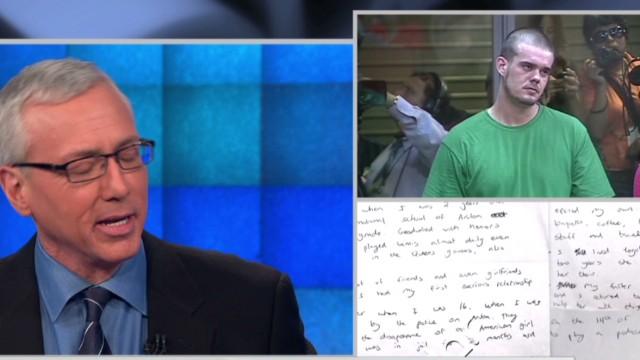 Joran van der Sloot's jailhouse letters