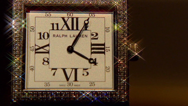 What makes a Ralph Lauren watch?