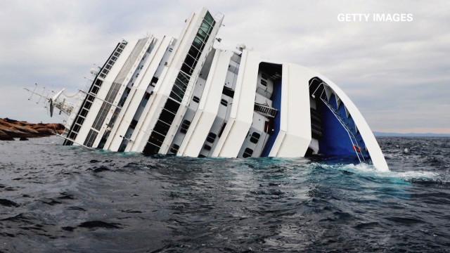Ship survivor: We said our goodbyes