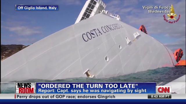 Cruise ship survivors describe chaos