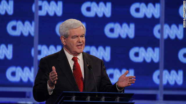 Analysts:  Newt Gingrich hit a home run