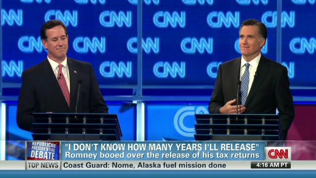 Former Gov. Sununu: Romney transparent