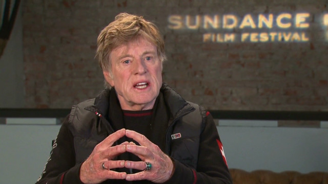 2012: Redford's views on politics