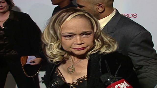 2008: Etta James at 'Cadillac Records'