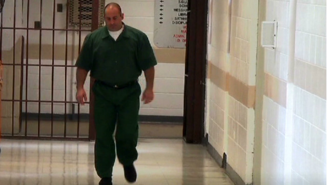 Ex-cop back in jail after failed appeal