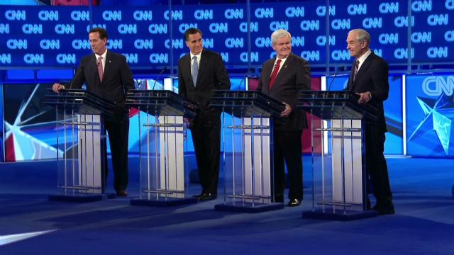 GOP candidates take to S. Carolina stage
