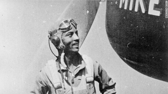 "Herbert Carter deployed to war in 1943. He named his plane ""Mike,"" the nickname he gave his wife, Mildred."